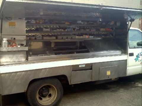 Lunch Truck For Sale >> 2006 Gmc Catering Food Truck For Sale