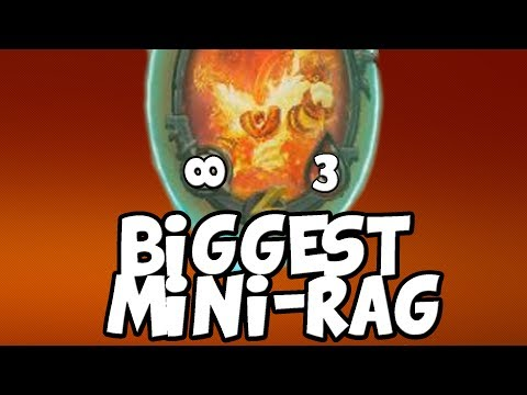 How Big Can You Get Mini-Rag?
