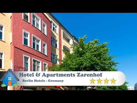 Hotel & Apartments Zarenhof Berlin Friedrichshain - Berlin Hotels, Germany