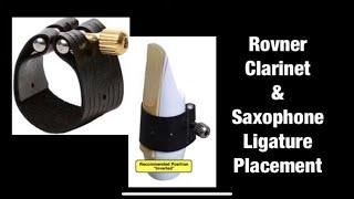 ROVNER Ligature Placement