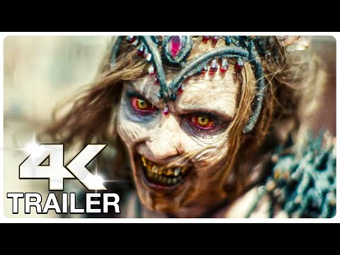 TOP UPCOMING HORROR MOVIES 2021 (Trailers)