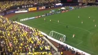 Ecuador vs Chile at City Field Met Stadium
