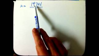 Arc Length, Acceleration, and Curvature (New Part 5)
