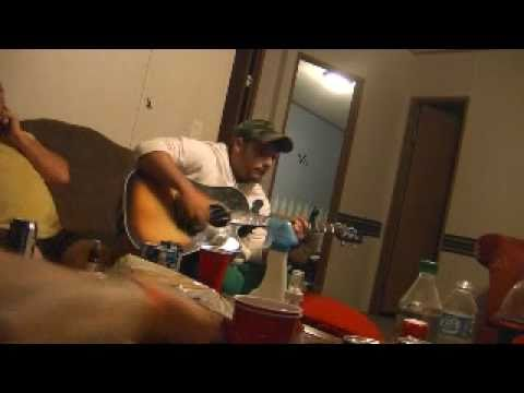 Chase Thacker- Kevin Fowler- Hard man to love cover