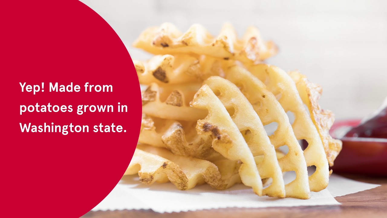 24a1ac32e Five Things You Need to Know about Chick-fil-A Waffle Fries | Chick-fil-A