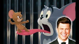 TOON TIME: SNL's Colin Jost talks Tom & Jerry, late-night future