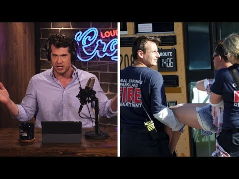 EPIC: Crowder Destroys Gun Control in 54 Seconds!! | Louder With Crowder