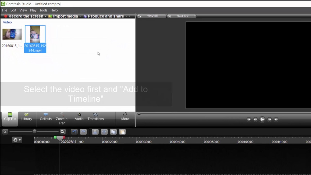 How to rotate a video with camtasia studio 8 youtube how to rotate a video with camtasia studio 8 ccuart Image collections