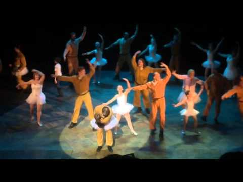 Billy Elliot the Musical- Finale Dance, 9th April 2016