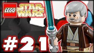 LEGO Star Wars The Complete Saga - Part 21 - Landspeeder Wash! (100%)