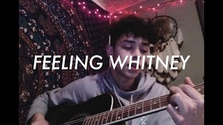 Feeling Whitney - Post Malone (Justice Carradine Cover)