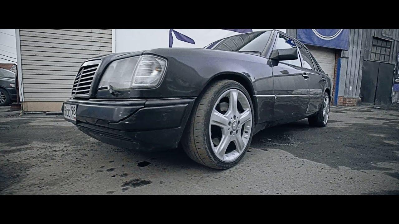 Цены Mercedes 90-х,Мерседес w123,w124,w126,w140,Польша - YouTube