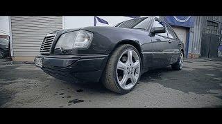 Mercedes W124 - Авто За 140к На Каждый День. Работа Над Стилем!