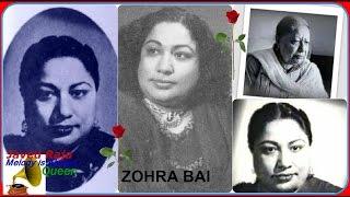 ZOHRA BAI Ambalvi-Film-SANDESH-[1950]-Ye Do Aankhein Tujhe Deekhein Hein-[Zabardast Great-First