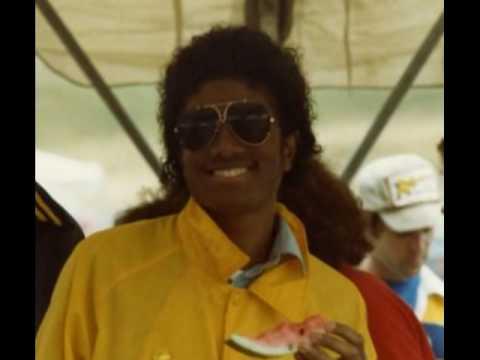 RARE Michael Jackson Pics Pt. 8