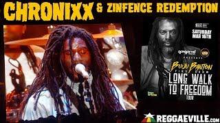 Chronixx @ Buju Banton's Long Walk To Freedom Concert in Kingston, Jamaica [March 16, 2019]