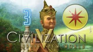 Temporary Peace [3] Siam Civilization 5 Brave New World