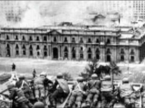 Salvador Allende y el golpe de Estado de 1973