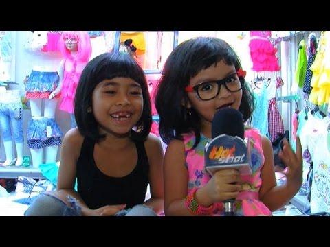 Alifa dan Aqila Berbelanja Baju Lebaran - Hot Shot 26 Juli 2014 thumbnail