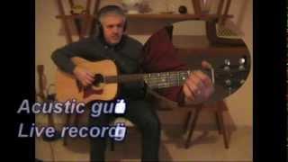 Pezzi di vetro Guitar Tutorial