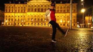 Juste Debout bus tour 2013| Amsterdam | Hip-hop | ilya ketsbaya