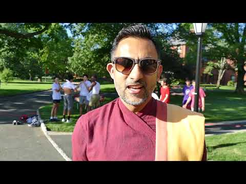 Holi comes to The Lawrenceville School