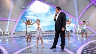 Analu e Raul Gil -
