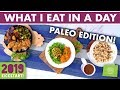 What I Eat In A Day: PALEO-ish Edition #kickstart2019