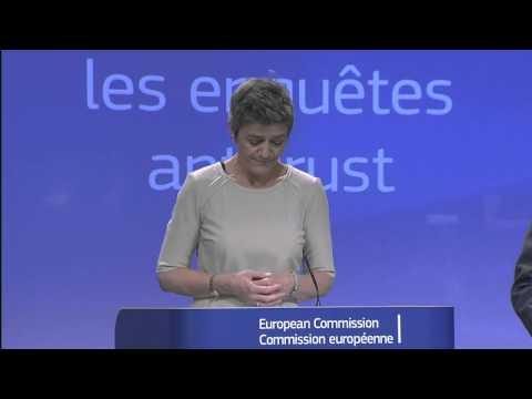 La Commission européenne passe à l'offensive contre Google
