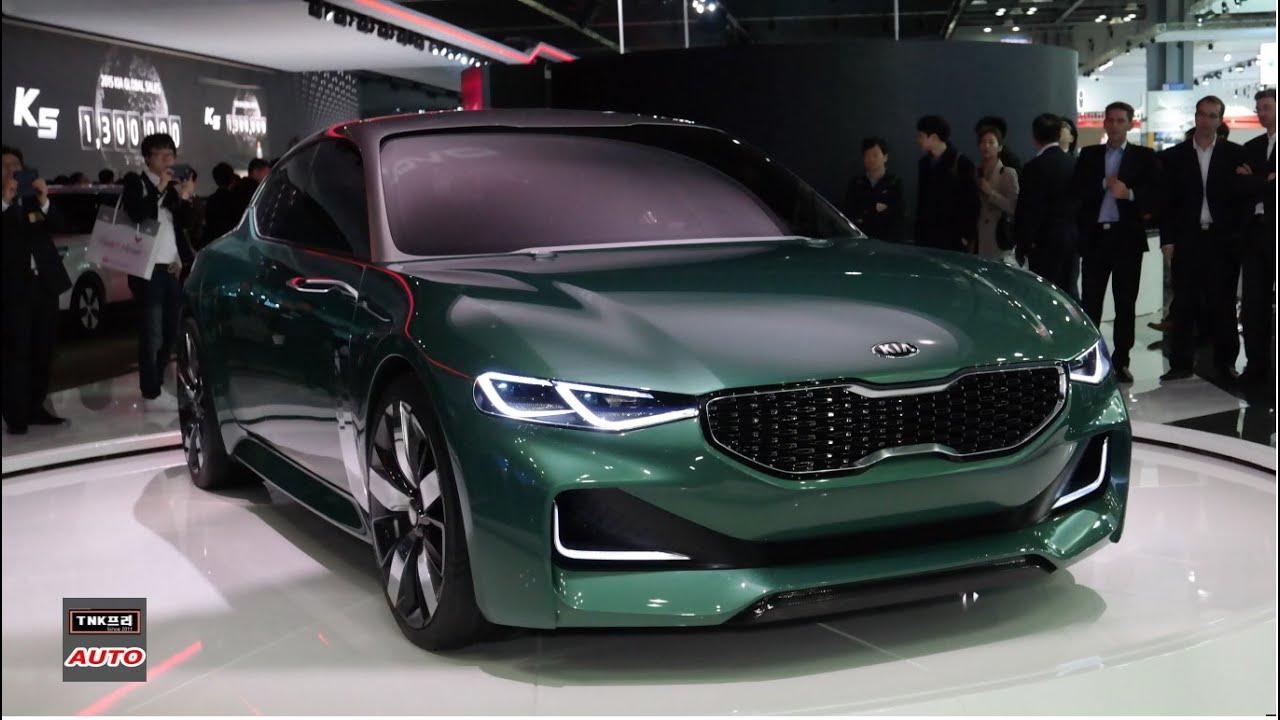Kia Novo Concept Knd 9 2015 기아 Novo Youtube