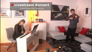 10. Livestream Konzert - ENSEMBLE ROYAL @ home