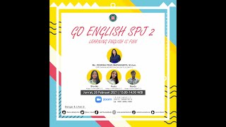 Download GO ENGLISH SPJ 2 : LEARNING ENGLISH IS FUN
