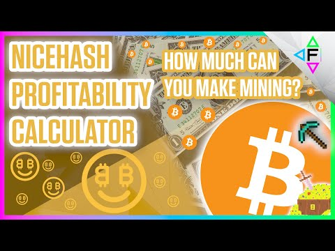 NiceHash Profitability Calculator | Crypto Mining Profit Calculator | How Much Can You Make Mining?