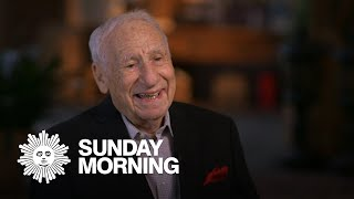 Mel Brooks on comedy and love