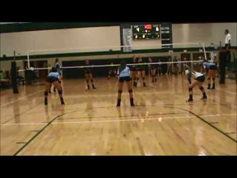 Emily Robison - Libero - Class of 2015 - School Highlights