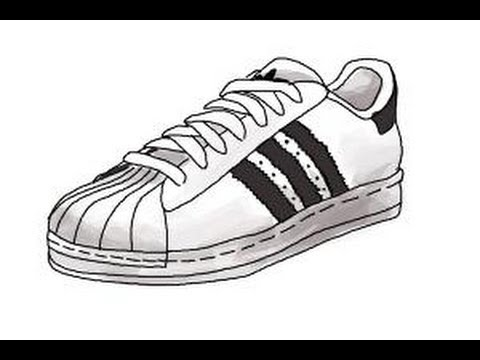adidas shoes drawing. adidas shoes drawing u