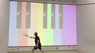 MUSIC - interactiveSQUASH