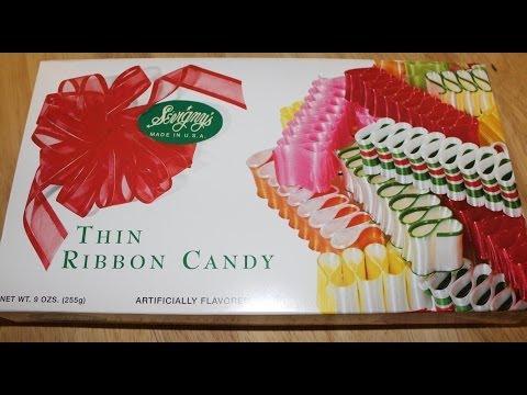 Sevigny's Thin Ribbon Candy Review