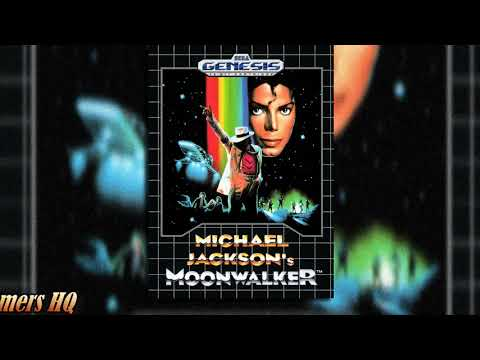 "Michael Jackson's Moonwalker  Sega Genesis  8 Hours Of ""Smooth Criminal"""