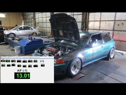 Kswap Turbo Civic Puts in Work! Learn Tuning Tips kpro