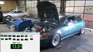 Kswap Turbo Civic Puts in Work! Learn Tuning Tips kpro