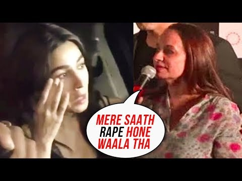 Alia Bhatt's Mother Soni Razdan Shares Her SHOCKING MeToo Story Mp3