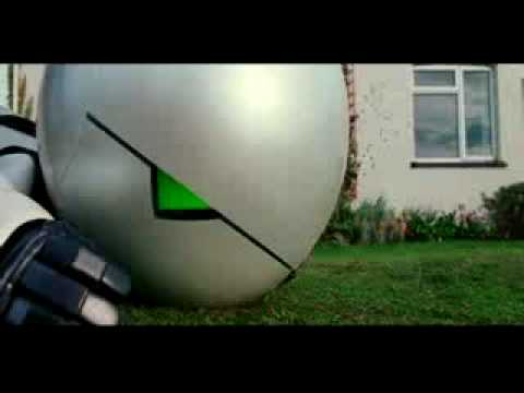 The Hitchhiker's Guide to the Galaxy-Marvin Saves the Day