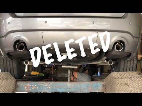 2019 Dodge Durango R/T   Mid Muffler Delete!