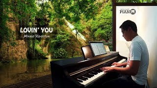 Lovin You - Minnie Riperton /Piano Cover