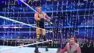 Real Americans vs Matadores vs Rybaxel vs Usos Wrestlemania 30 pre show Segment 28