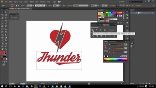 Adobe Illustrator CS6 Logo Design Tutorial : in Bangla