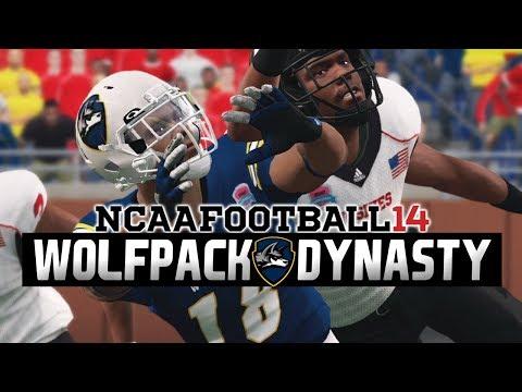 NCAA Football 14 - Illinois Tech Dynasty Ep. 34 - MAC Championship vs. NIU [Season 2]