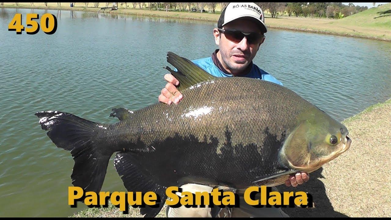 Programa Fishingtur no Pq. Santa Clara com uso do Mix Cloud