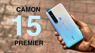 TECNO Camon 15 Premier Unboxing and Review - Better Than The Camon 15 Pro